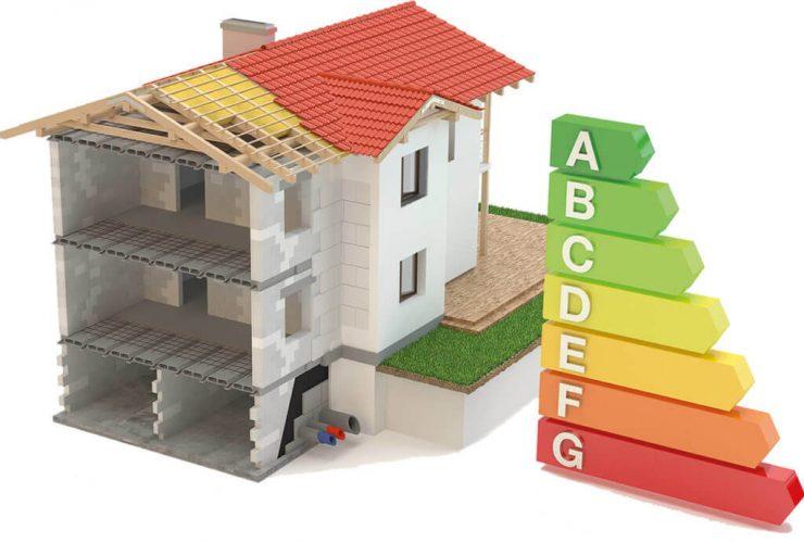 Prerez objekt energetska učinkovitost